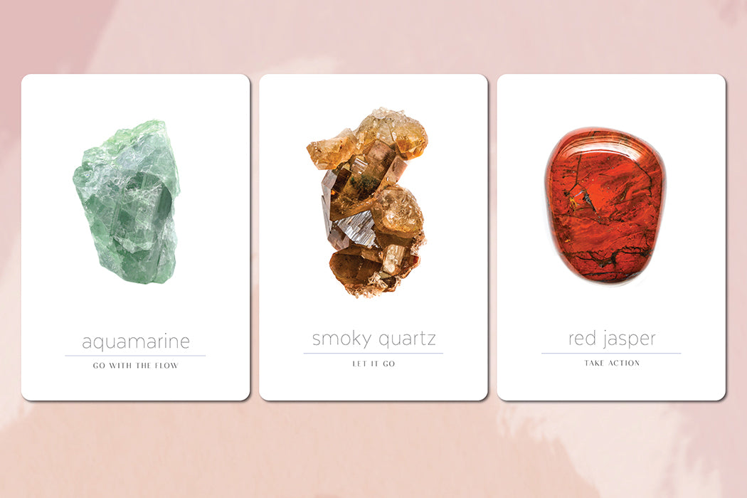 3 Ways to Use Your Daily Crystal Inspiration Deck For Crystal Readings