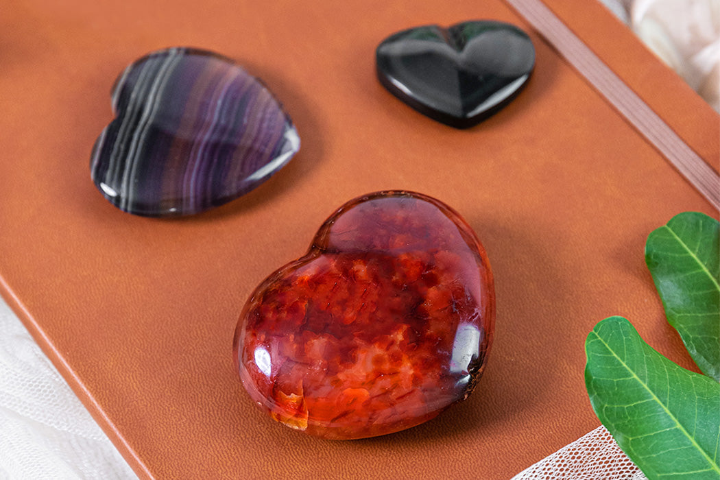 6 Ways to Work with a Crystal Heart