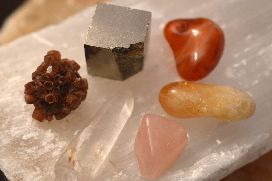 Aries Stones and Crystals