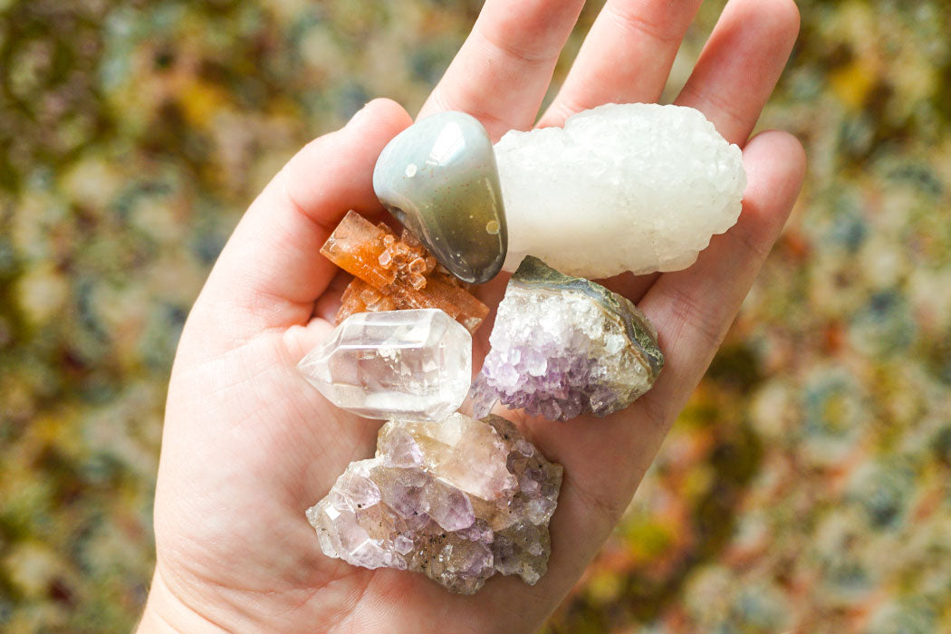 Why We Love Imperfect, Chipped and Broken Crystals