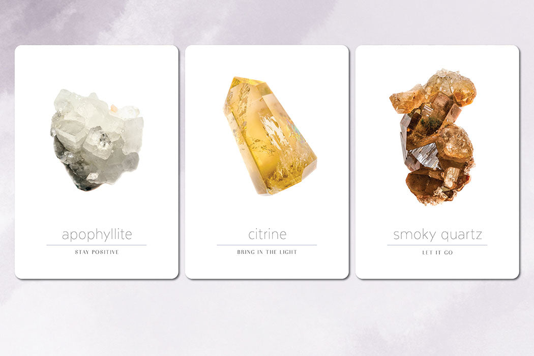 A Crystal Reading for Conquering Fear