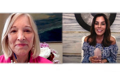 Dr. Christiane Northrup Tells All About Her 40-Day Love Crystal Ritual