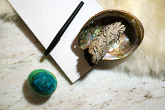 Chrysocolla Crystal Ritual for New Beginnings