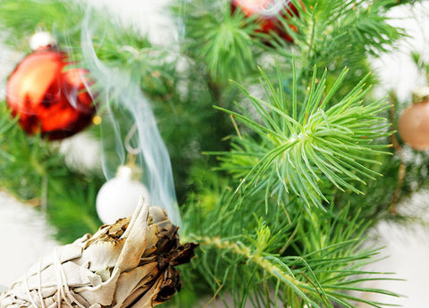 Tips to Cleanse and Charge Your Spirit For the Holidays
