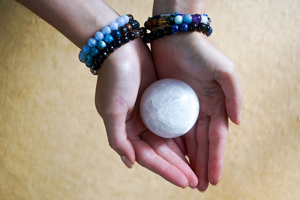 How to Wear Your Crystal Jewelry in Alignment with the Moon