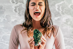 Crystals for Anger: How to Shift from Anger to Love
