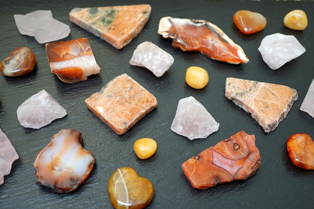 Crystals for Confidence + Self-Empowerment