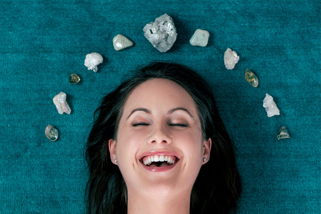 Crystals for Happiness: How to Shift from Darkness to Light