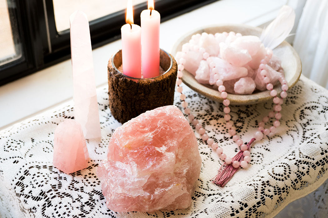 Crystals for Love: For Self-Love, Attracting Love and More