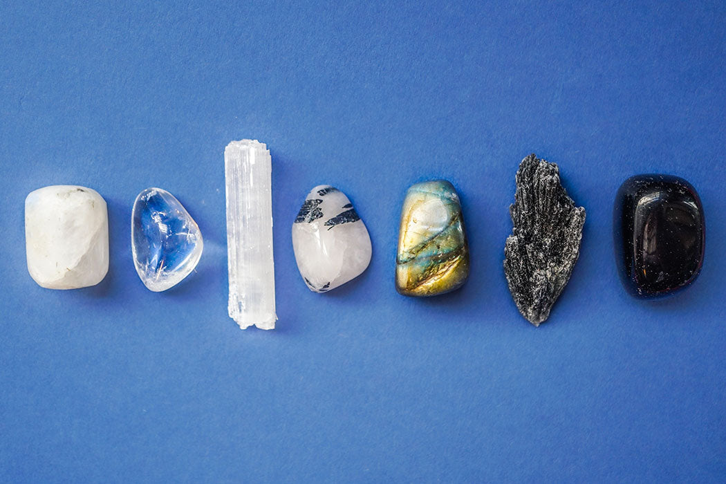 The Best Crystals for the Moon Phases