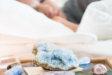 Your Bedroom: How to Use Crystals + Take Spiritual Inventory