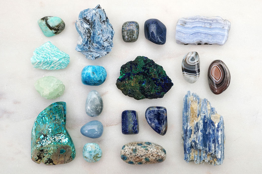 Crystals for Truth: Clear Your Mind to Speak Your Truth