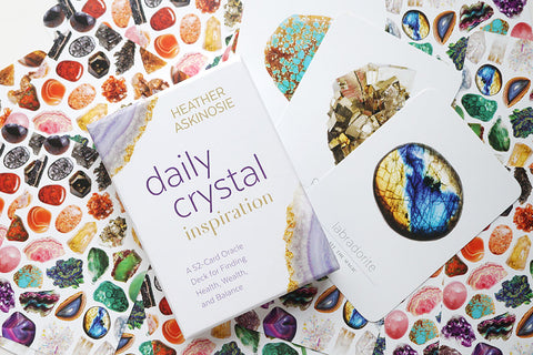 Daily Crystal Inspiration Card Deck: What Makes This Deck Different?