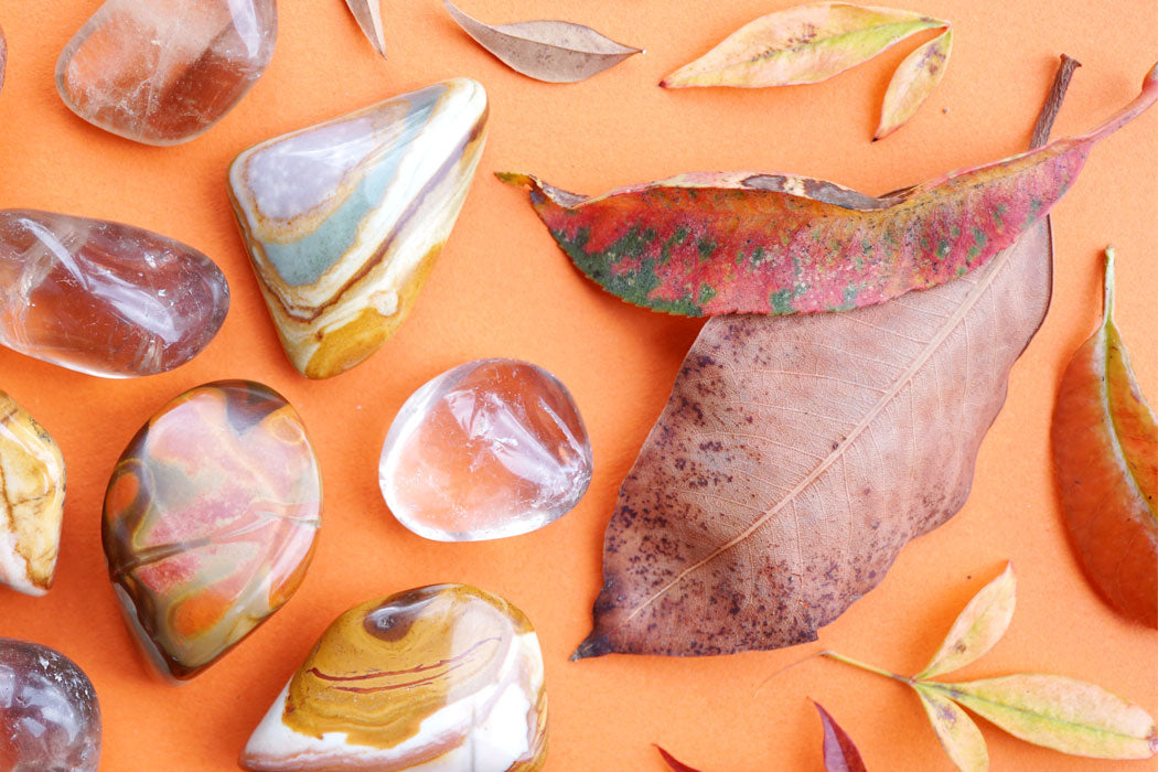 How to Use Clear Quartz for the Fall Equinox