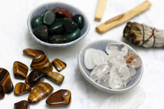Honor Dad with a Father's Day Crystal Ritual