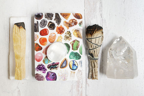 How to Cleanse Your Crystal Oracle Cards