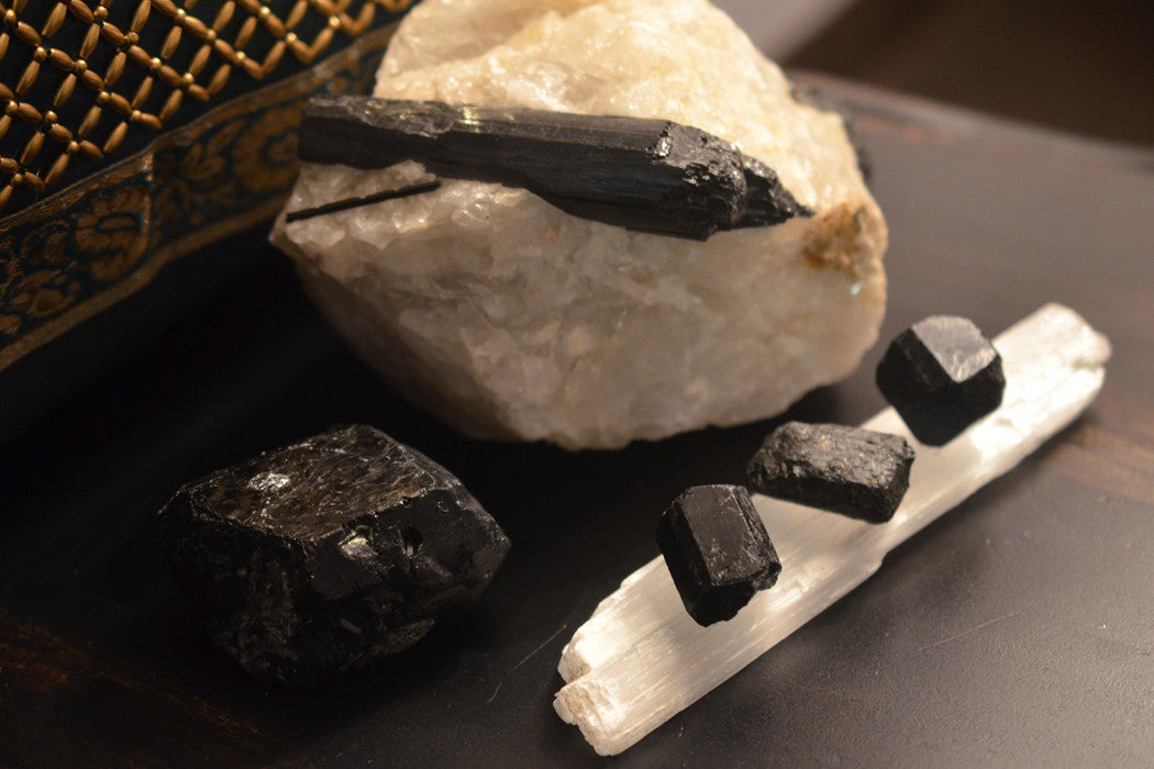 Protection Crystals for the Home