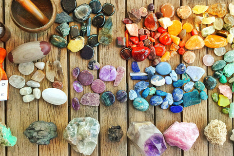 Rainbow Crystals: You are a Rainbow of Possibilities