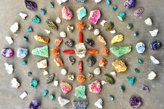 How to Make Your Own Crystal Grid