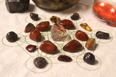 The Power of Using Red Gemstones