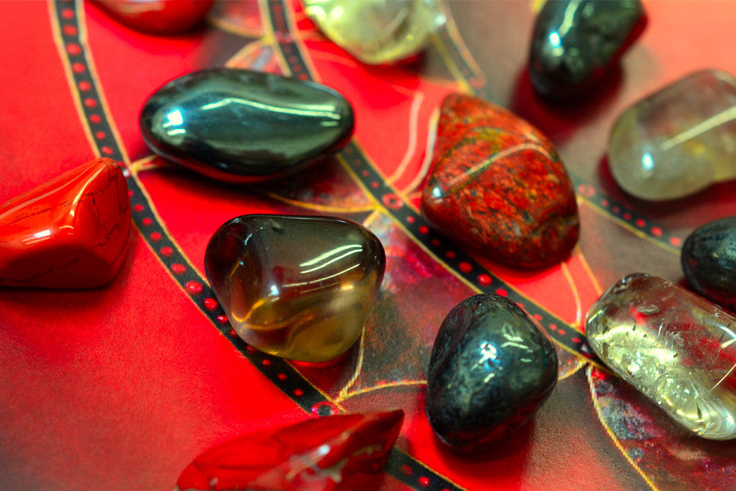 Root Chakra Healing with Crystals