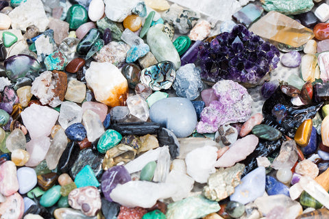 Magnifying Your Self Affirmations with Crystals