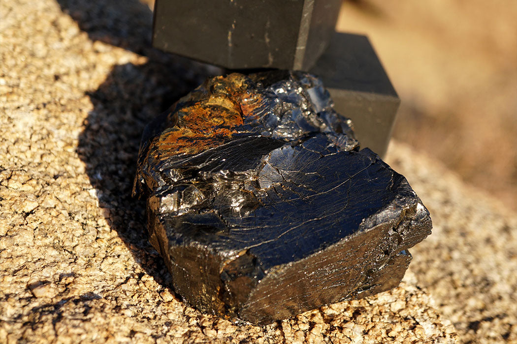 The Power of Shungite Metaphysical Properties