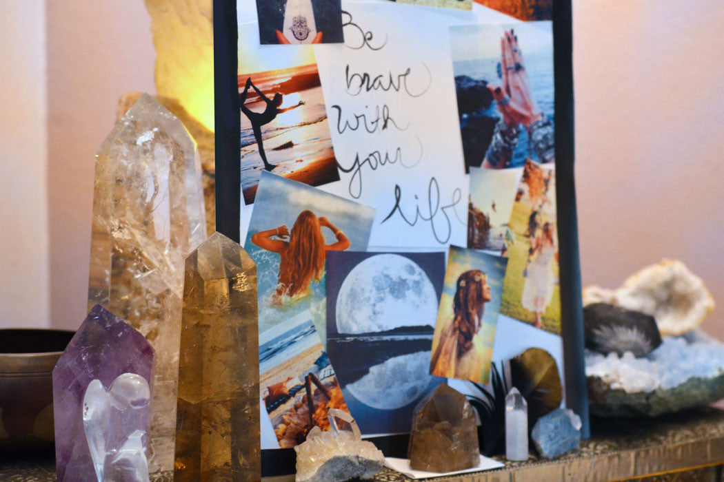 Create & Activate Your Vision Board