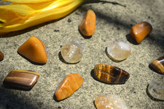 Increase Your Motivation & Willpower with Yellow Gemstones