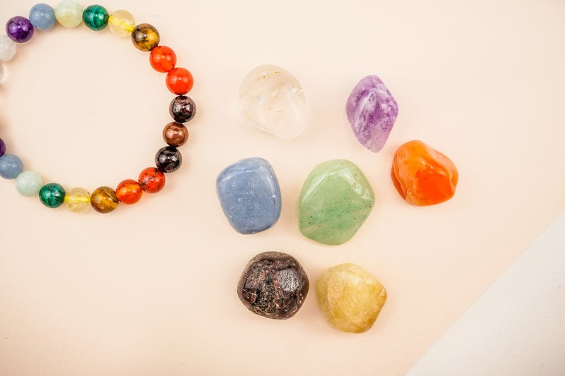 Healing Crystals and Jewelry for Balance & Focus