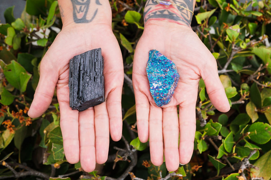 The Power of Natural, Raw Crystals - Energy Muse