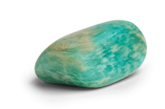 Amazonite Stone - Tumbled Stone - Energy Muse