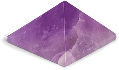 Amethyst Pyramid - Energy Muse