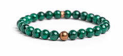 Attraction Bracelet - Malachite Bracelet - Energy Muse