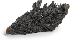 Black Kyanite Crystal - Energy Muse