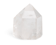 Clear Quartz Point - Energy Muse