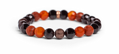 Garnet Bracelet for Energy - Energy Muse
