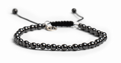 Hematite Anklet for Grounding - Energy Muse