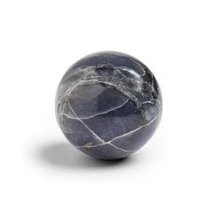 Iolite Sphere - Energy Muse