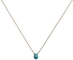 Magically Mindful Necklace - Apatite Necklace - Energy Muse