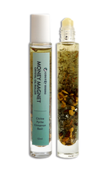 Money Magnet Crystal Oil - Abundance Oil