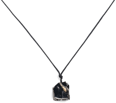 Neutralizer Necklace - Elite Shungite Necklace - Energy Muse