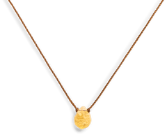 Citrine Necklace for High Vibes - Energy Muse