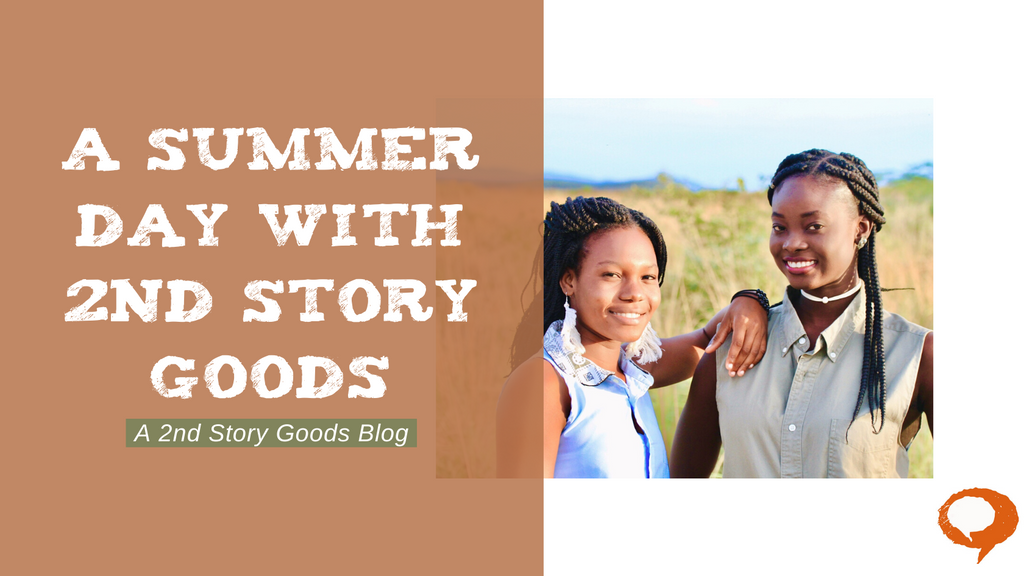 A Summer Day With 2nd Story Goods