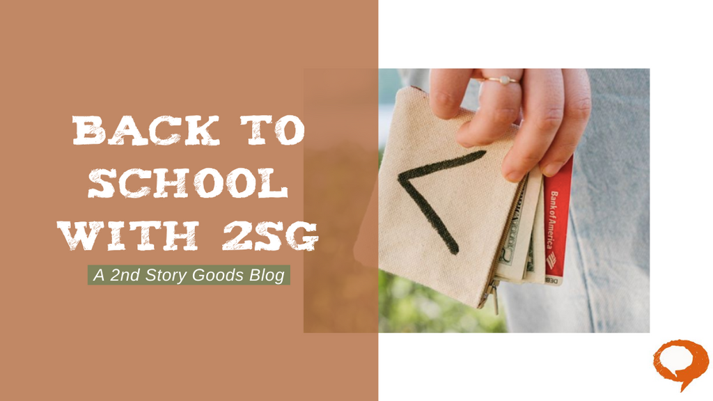 Back to School with 2nd Story Goods