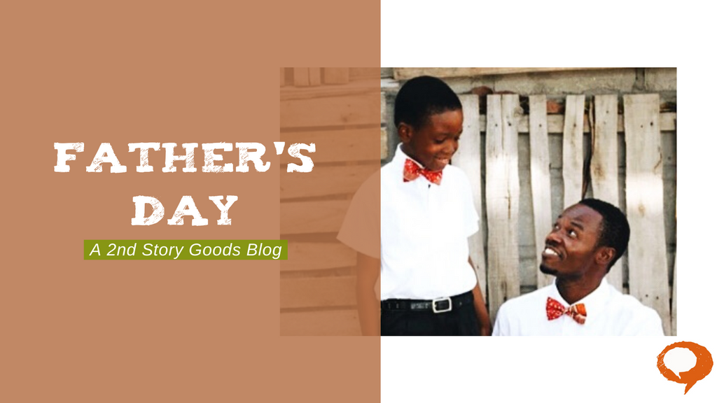 Father's Day: Providers, the Personal Power and Responsibility