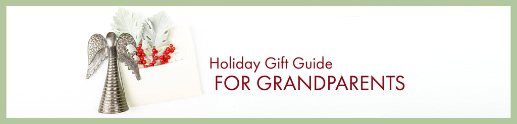 For Grandparents: Holiday Gift Guide