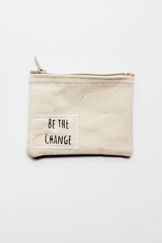 be the change coin purse