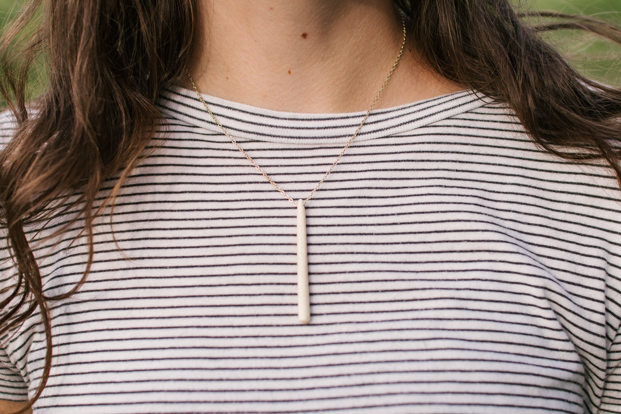 Lea Necklace by Atelier Calla