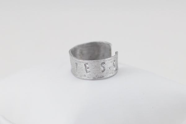 Recycled Aluminum Ring